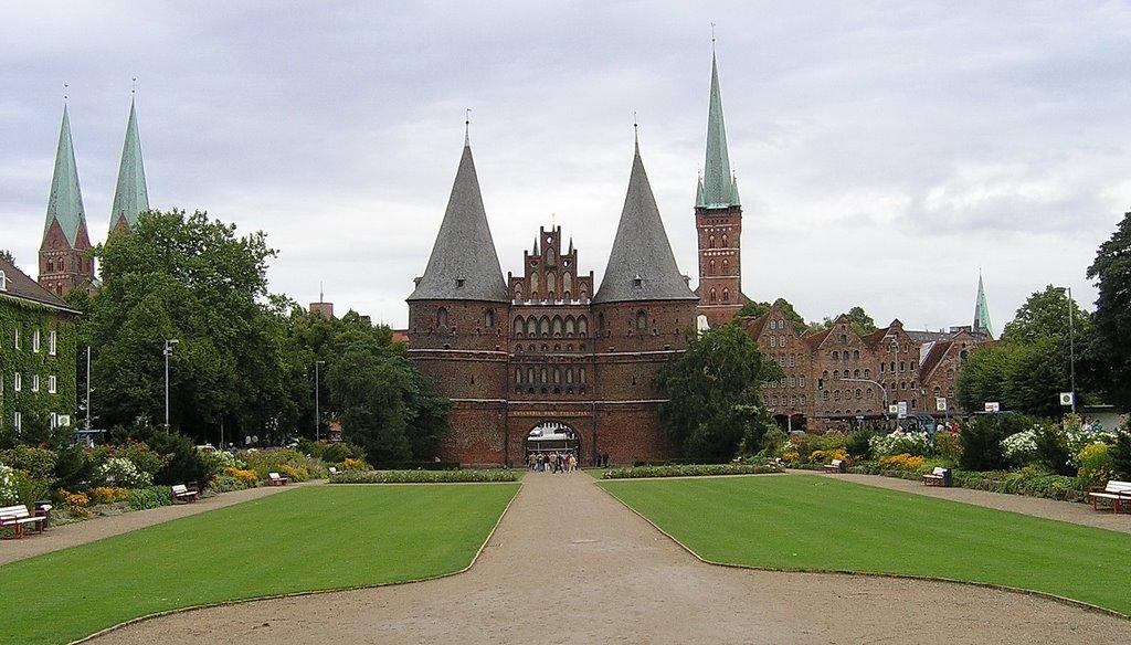 Besuch bei Kerstin in Lübeck
