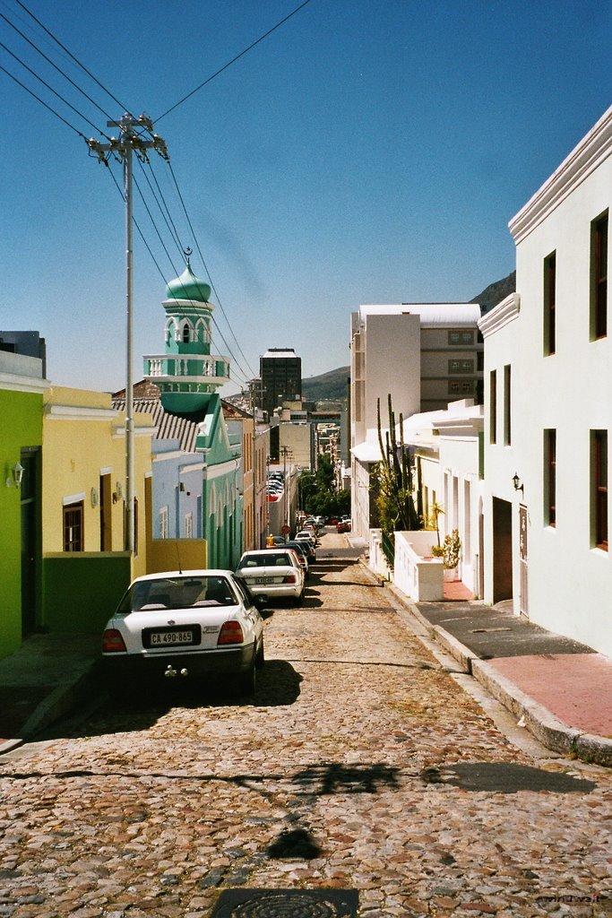 Kapstadt – Malay Qarter