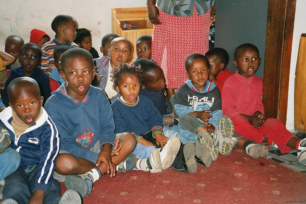 Townships in Kapstadt und Heimflug