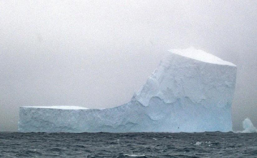 Drake Passage, Robert Point und Greenwich Island