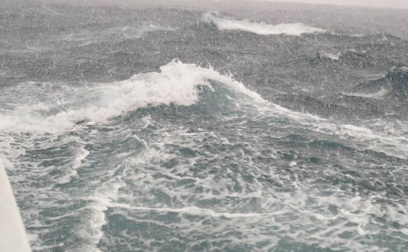 Drake Passage und Beagle Channel