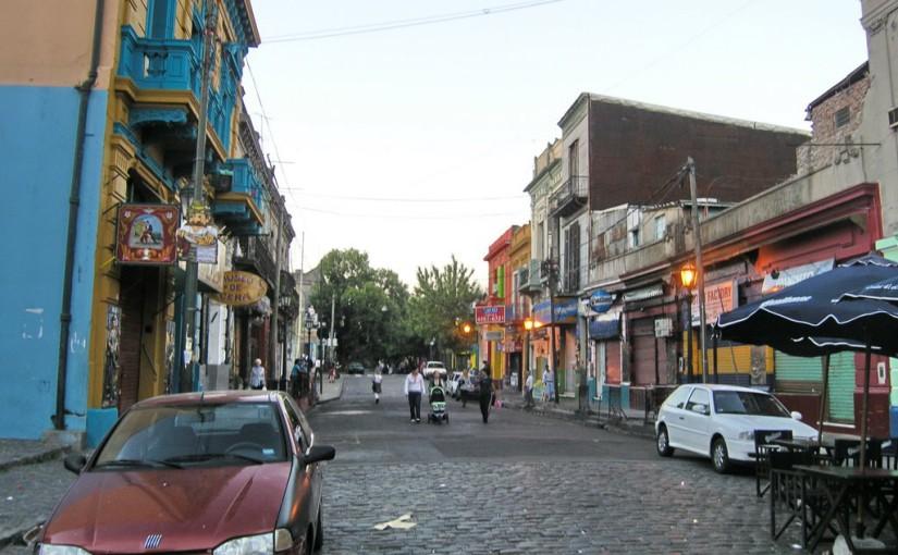 Erster Rückflugtag und ein Abend in Buenos Aires