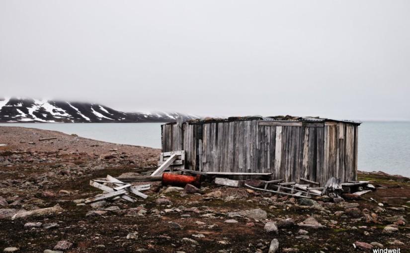 Wanderung am Raudfjord