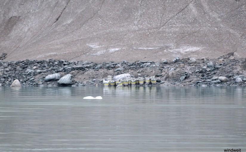Der Fluch der Arktis ist gebrochen.