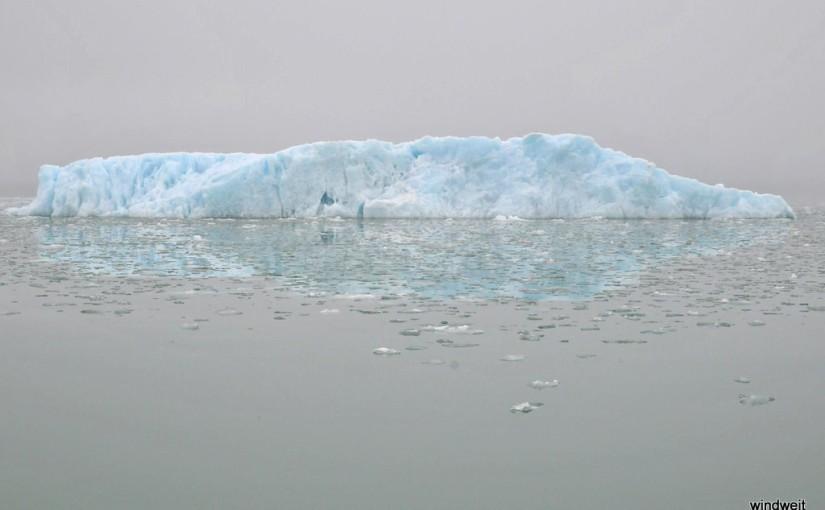 Im Eis der Gletscher