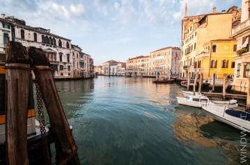Blick von San Toma in Richtung San Marco