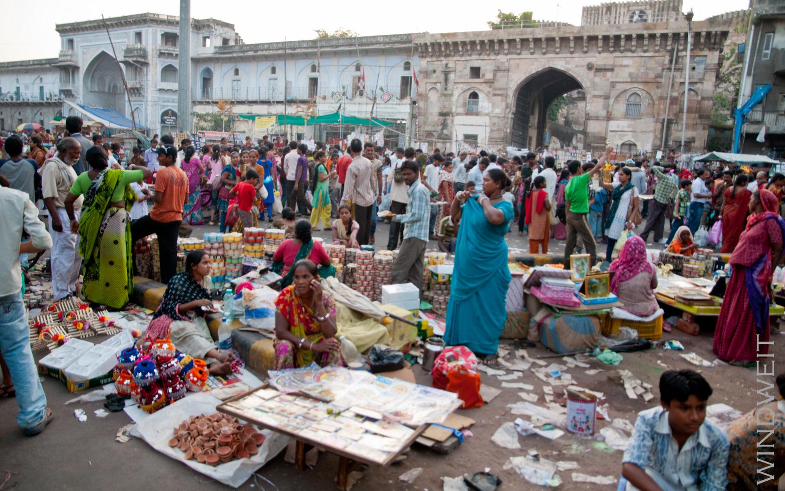 Zurück in Ahmedabad, ByeBye India!