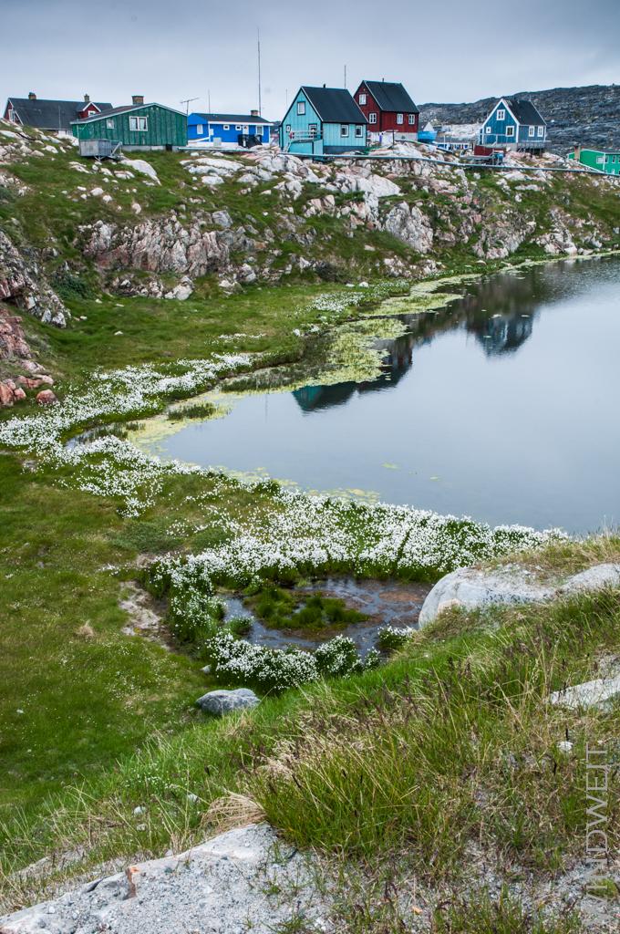 Ein Bummel durch eine grönländische Stadt – Aasiaat